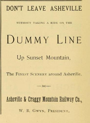 dummy line ad