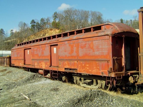 9  Southern Baggage Car 109.jpg