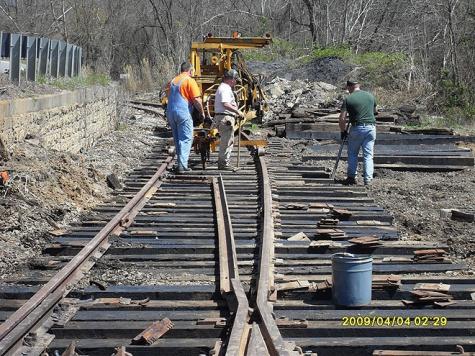 31 New rails go in.jpg