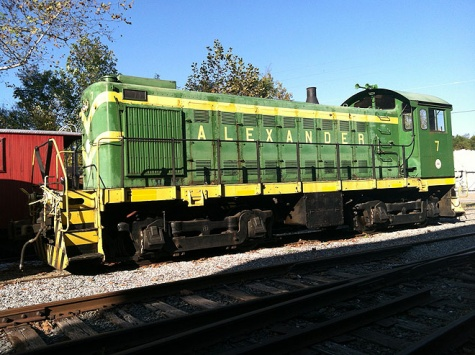 1950 Alco Engine #7, added in Oct 2012