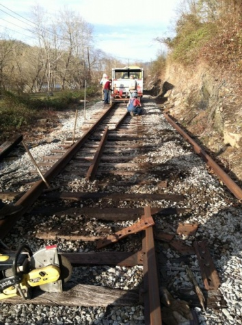 Second rail getting replaced-12.jpg