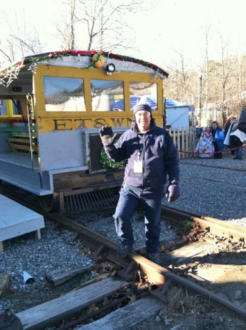 Special thanks to Ben Norton for getting us off to a great start on the trolley run.