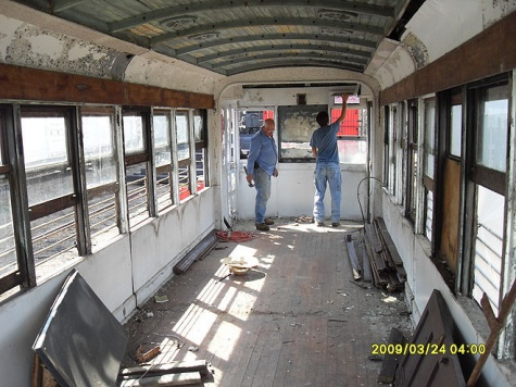 14 Gene Lail and John Naggy Work on Interior.jpg